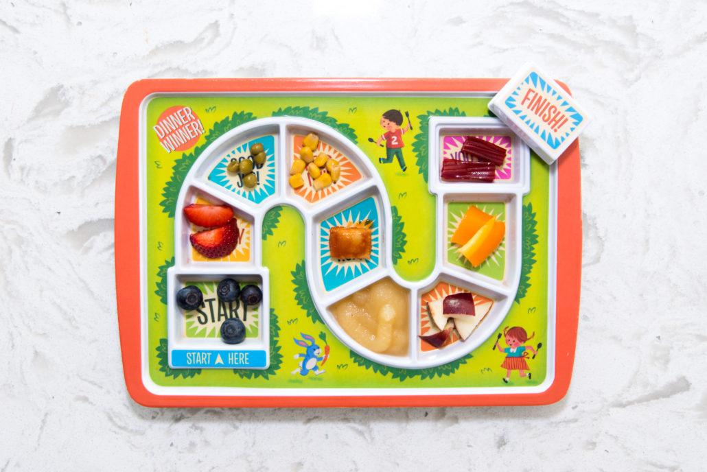 Dinner Winner Plate