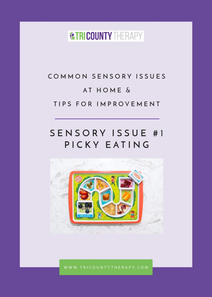Sensory Issue One: Picky Eating