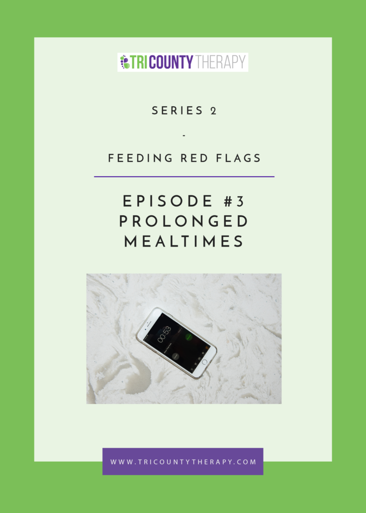 Feeding Red Flags: Prolonged Mealtimes