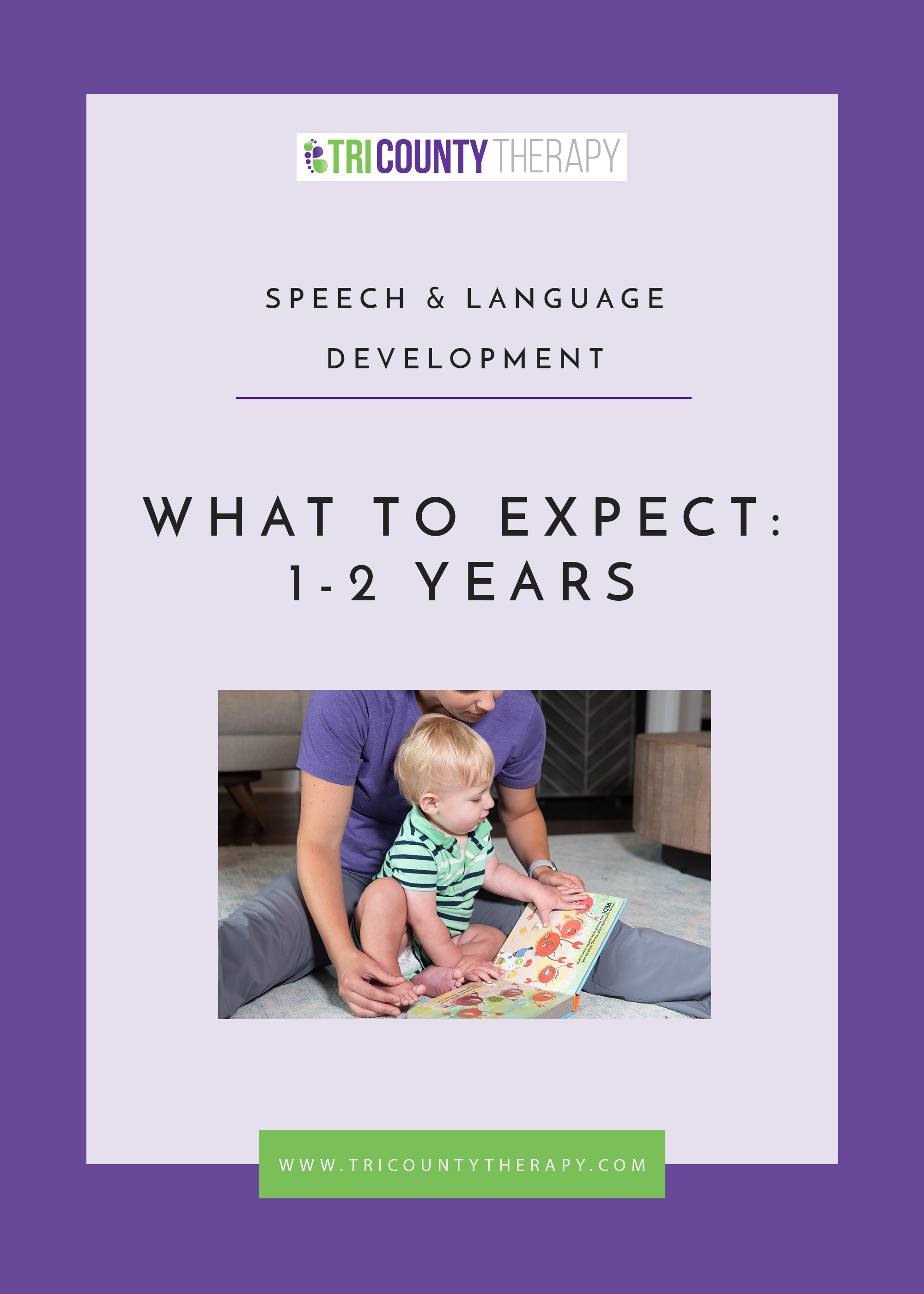 Language Development:  What to expect and how to help